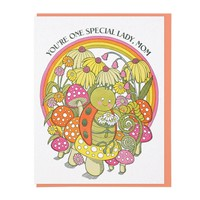 You're One Special Lady, Mom Card