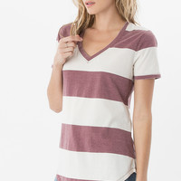 The Venice Stripe Tee