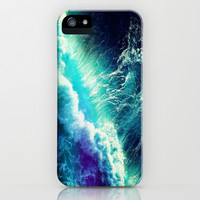 Waves - for iphone iPhone & iPod Case by Simone Morana Cyla