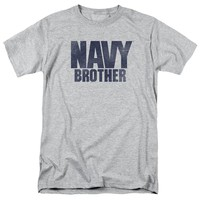 Navy - Brother T-Shirt