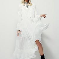 Free People Womens Jessie Maxi Dress