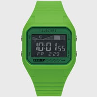 Electric Ed01 Tide Pu Watch Green One Size For Men 26234550001