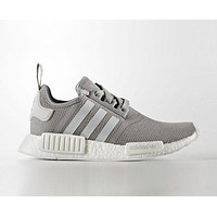 ADIDAS NMD men and women tide fashion casual sports running shoes F