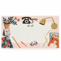 Rifle Paper Co. Paper Crown 'To-do' Desktop Notepad