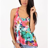 The Colorful South Beach Top - 29 N Under