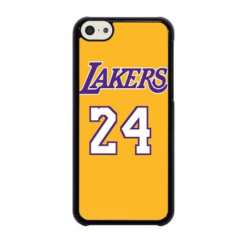LAKERS JERSEY iPhone 5C Case