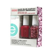Essie Razzle Dazzle Manicure Set in Red