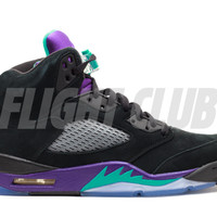 "air jordan 5 retro ""black grape"" - Air Jordan 5 - Air Jordans 