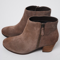 Stack Booties by Nicole