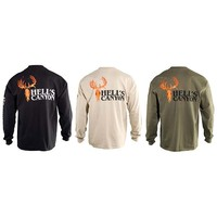 Browning Men's Hell's Canyon Long Sleeve T-Shirt