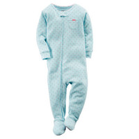 1-Piece Snug Fit Cotton PJs