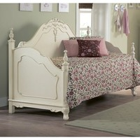 Homelegance Cinderella Day Bed in White