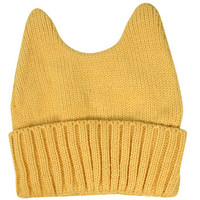 Yellow Beanie Hat with Ears   AsianFoodGrocer.com, Shirataki Noodles, Miso Soup