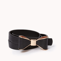 Posh Bow Waist Belt