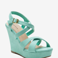 Guide 32 Fem Strappy Wedge