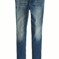 AEO 's Hi-rise Jegging (Medium Wash)