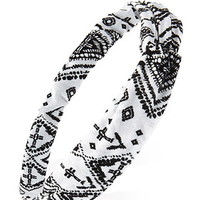 Abstract Print Headwrap