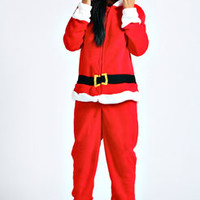 Mrs Christmas Onesuit