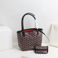 Top Quality Goyard  Women Leather Tote Bag Shoulder Bag Messenger Bag Shopping Bag