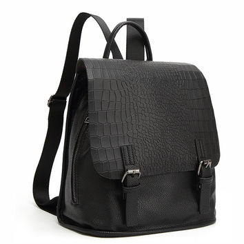 Casual College Comfort Back To School On Sale Hot Deal Stylish Korean Simple Design Backpack [11728277775]