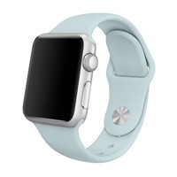 Silicone Apple Watch Band - Turquoise