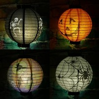 Halloween Decorative LED Hanging Lanterns