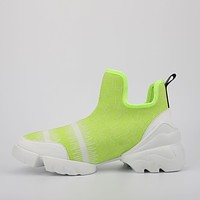 Dior Women's 2021 NEW ARRIVALS Fashion Sneakers Shoes