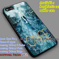 Once Upon a Time Frozen Elsa iPhone 6s 6 6s+ 5c 5s Cases Samsung Galaxy s5 s6 Edge+ NOTE 5 4 3 #cartoon #disney #animated  #frozen dl7