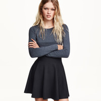 H&M Long-sleeved Jersey Top $7.99