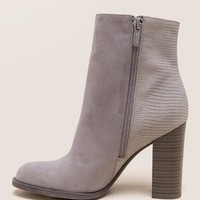Circus by Sam Edelman - Rollins Suede Snake Mod Boot