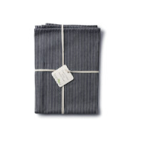 Organic Cotton Stripe Kitchen Towel