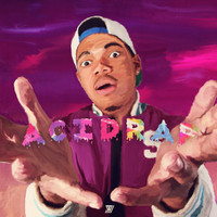 Chance The Rapper Acid Rap Cloth Poster Decor 952