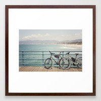La Vida California Framed Art Print by CMcDonald