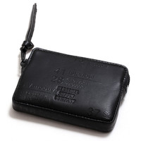 Oxford Wallet Site Leather