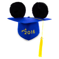Mickey Mouse Graduation Hat 2016