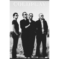Coldplay - Import Poster