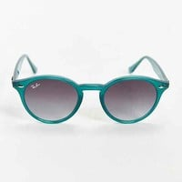 Ray-Ban Gradient Lens Round Sunglasses