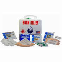 16-Unit Emergency Burn Kit