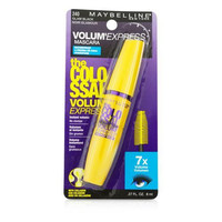 Maybelline Volum' Express The Colossal Waterproof Mascara - #glam Black --8ml-0.27oz By