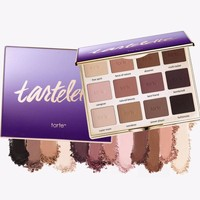 2018 Hot  lett  In Bloom Clay Make-up 12 Color Eyeshadow Palette New