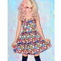 Sanrio Friends Party Dress by Japan LA x Sanrio
