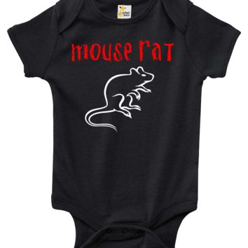 Baby Bodysuit - Mouse Rat Parks and Recreation
