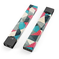 Skin Decal Kit for the Pax JUUL - Geometry and Polkadots
