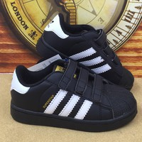 Adidas Girls Boys Children Baby Toddler Kids Child Breathable Sneakers Sport Shoe-54