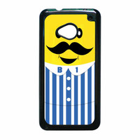 Bananas iPhone Banana Mustache HTC One M7 Case
