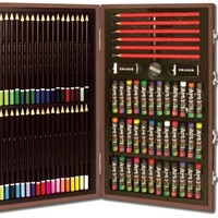 Art 101 Wood Sketch Art Set - 106 pcs.
