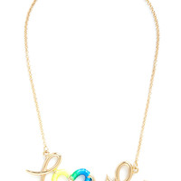Luster is All You Need Necklace | Mod Retro Vintage Necklaces | ModCloth.com