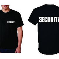 SECURITY  Men's T-SHIRT