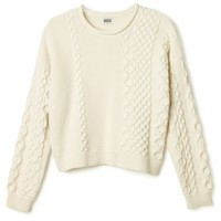 Ornament Knit Sweater | MTWTFSS Weekday | Weekday.com