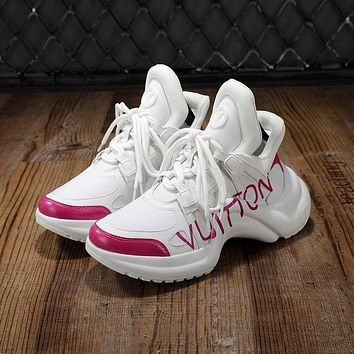 lv louis vuitton womans mens 2020 new fashion casual shoes sneaker sport running shoes 234